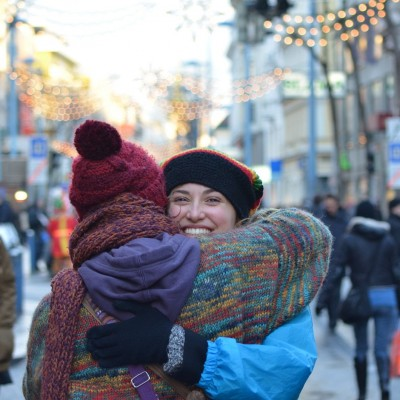 Free Hugs Vienna 07 December 2013 003