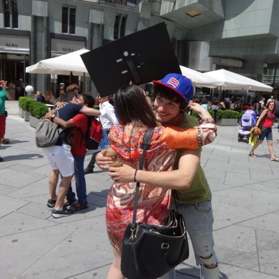 Free Hugs Vienna 08 June 2013 013