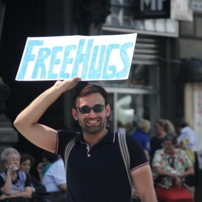 Free Hugs Vienna 08 June 2013 125