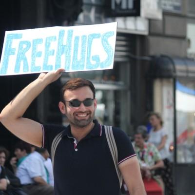 Free Hugs Vienna 08 June 2013 126