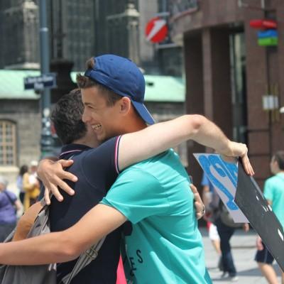 Free Hugs Vienna 08 June 2013 169