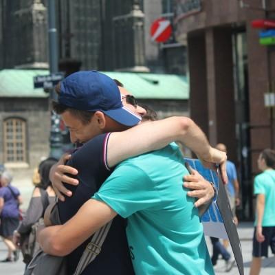 Free Hugs Vienna 08 June 2013 170