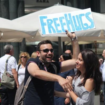 Free Hugs Vienna 08 June 2013 172