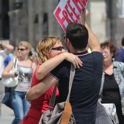 Free Hugs Vienna 08 June 2013 197
