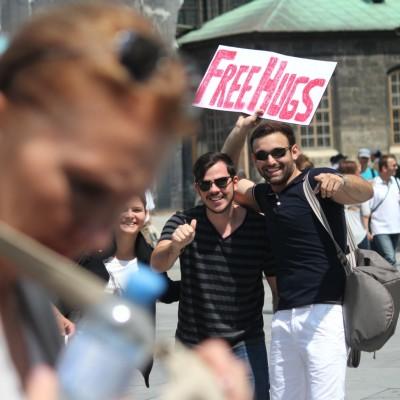 Free Hugs Vienna 08 June 2013 200