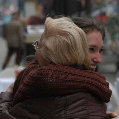 Free Hugs Vienna 20 April 2013 013