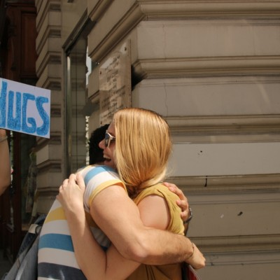 Free Hugs Vienna 24 May 2014 101