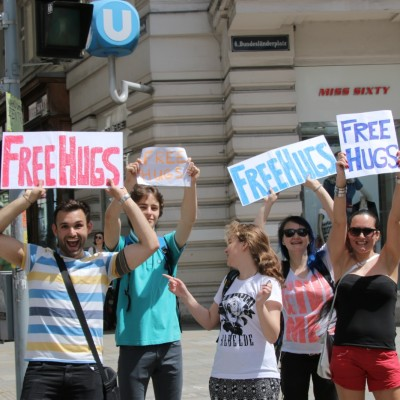 Free Hugs Vienna 24 May 2014 105