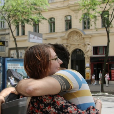 Free Hugs Vienna 24 May 2014 214
