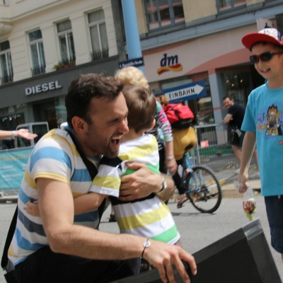 Free Hugs Vienna 24 May 2014 230