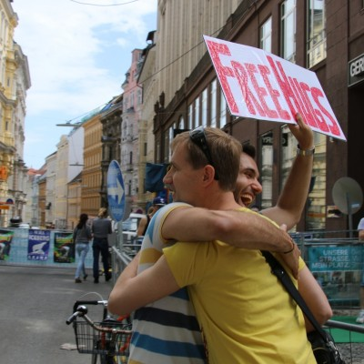 Free Hugs Vienna 24 May 2014 246