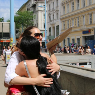 Free Hugs Vienna 24 May 2014 274