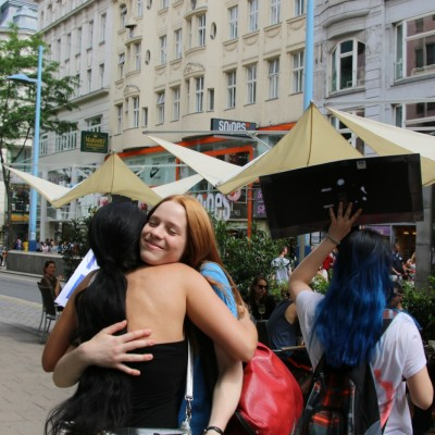 Free Hugs Vienna 24 May 2014 289