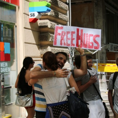 Free Hugs Vienna 24 May 2014 335