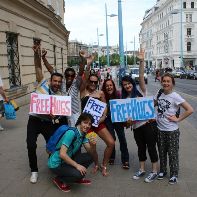 Free Hugs Vienna 24 May 2014 359