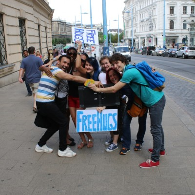 Free Hugs Vienna 24 May 2014 364