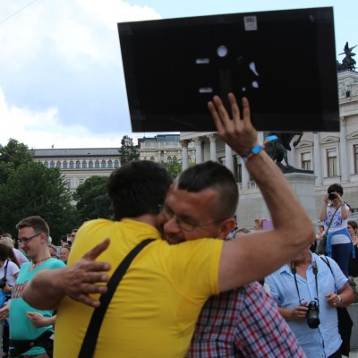 Free Hugs Vienna 14 June 2014 037