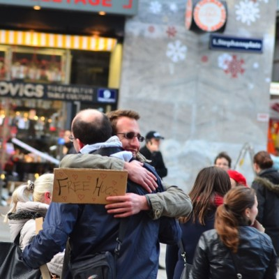 Free Hugs Vienna 23 November 2014  002