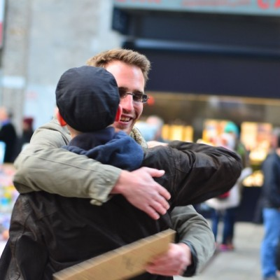 Free Hugs Vienna 23 November 2014  004