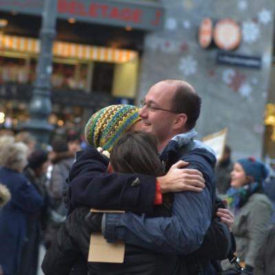 Free Hugs Vienna 23 November 2014  007