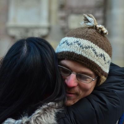 Free Hugs Vienna 23 November 2014  010