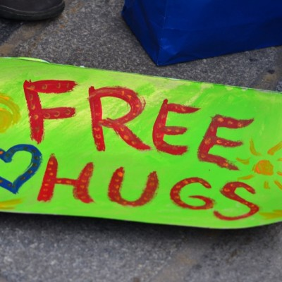 Free Hugs Vienna 23 November 2014  012