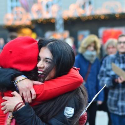 Free Hugs Vienna 23 November 2014  013