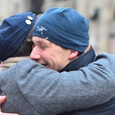 Free Hugs Vienna 23 November 2014  025
