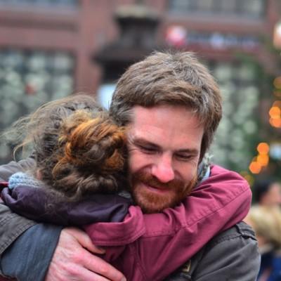 Free Hugs Vienna 23 November 2014  029