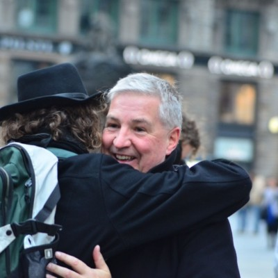 Free Hugs Vienna 23 November 2014  030
