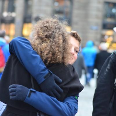 Free Hugs Vienna 23 November 2014  031