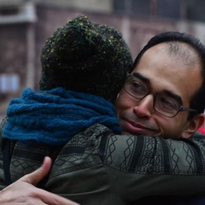 Free Hugs Vienna 23 November 2014  036