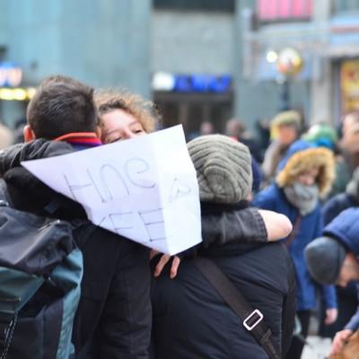 Free Hugs Vienna 23 November 2014  043