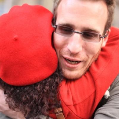 Free Hugs Vienna 23 November 2014  047
