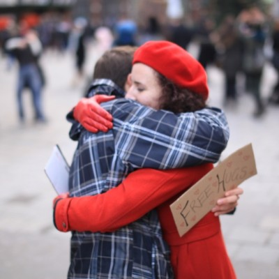 Free Hugs Vienna 23 November 2014  051