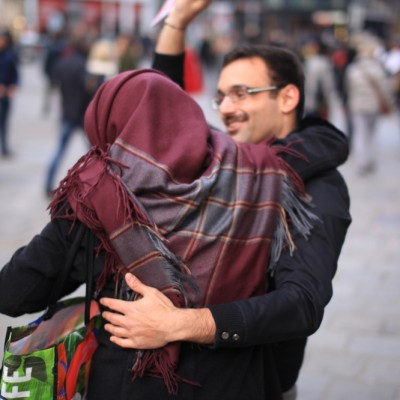 Free Hugs Vienna 23 November 2014  054
