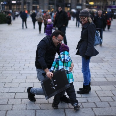 Free Hugs Vienna 23 November 2014  062