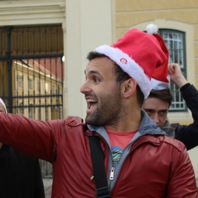 Free Hugs Vienna 21 December 2014  001