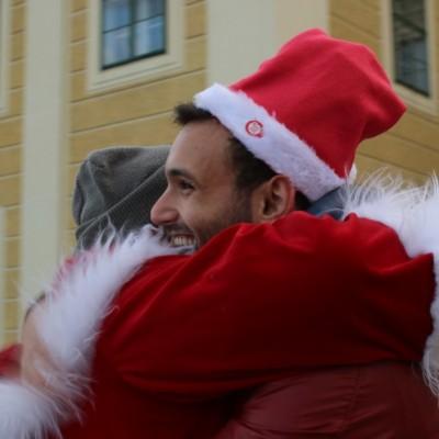 Free Hugs Vienna 21 December 2014  004