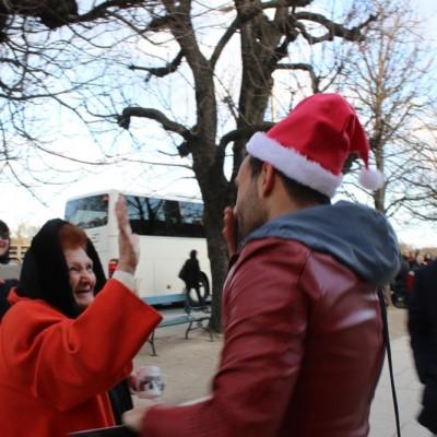 Free Hugs Vienna 21 December 2014  027