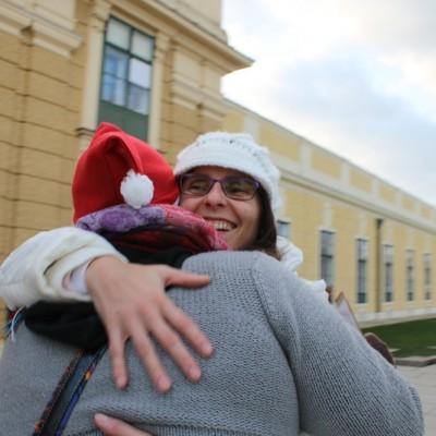 Free Hugs Vienna 21 December 2014  029