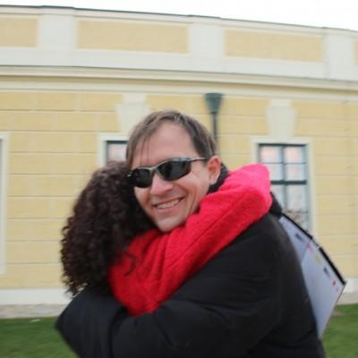 Free Hugs Vienna 21 December 2014  032