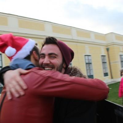 Free Hugs Vienna 21 December 2014  033