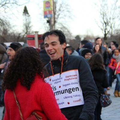 Free Hugs Vienna 21 December 2014  043