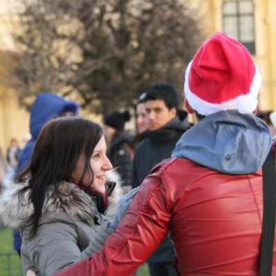 Free Hugs Vienna 21 December 2014  063