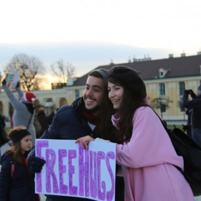 Free Hugs Vienna 21 December 2014  066