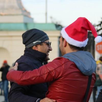 Free Hugs Vienna 21 December 2014  073