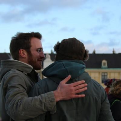 Free Hugs Vienna 21 December 2014  084