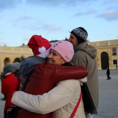 Free Hugs Vienna 21 December 2014  091