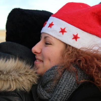 Free Hugs Vienna 21 December 2014  099